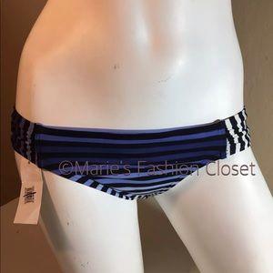Tommy Bahama Twilight Ombre' Striped Bikini Bottom